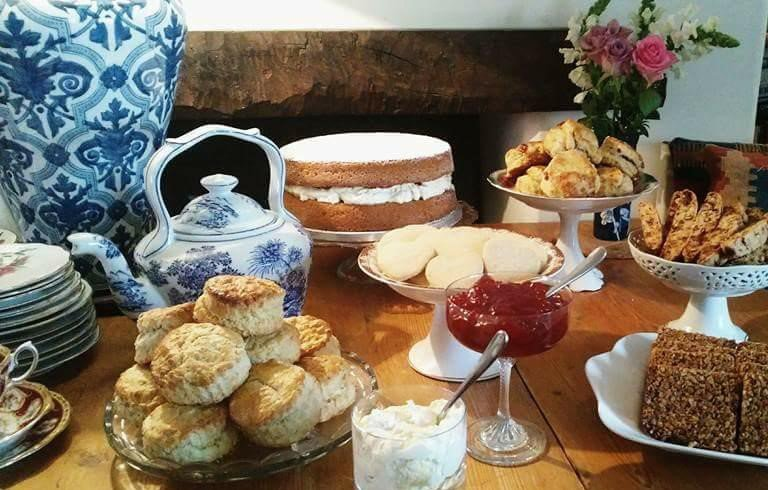 Wellbeing & Cream Teas in the Comfort of Your Own Home