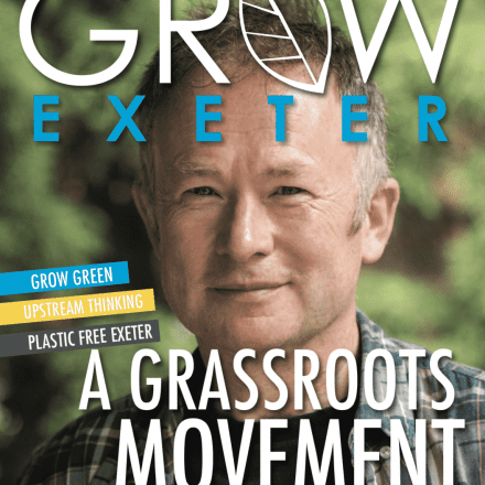 Grow Exeter Magazine July 2018