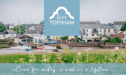 'Love Topsham' Launches New Website