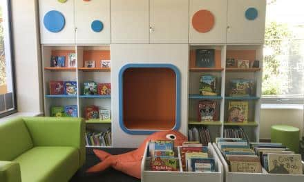 Brand New Topsham Library Opens Its Doors