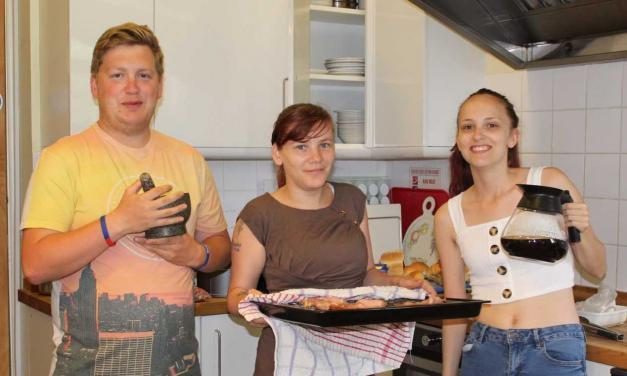 YMCA Residents Launch Crowdfunding Campaign Ahead of Pop-Up Café in August