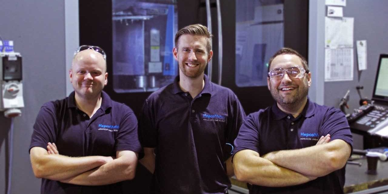 Three Engineers from Tiverton Engineering Firm Celebrate their 20 Year Work Anniversary