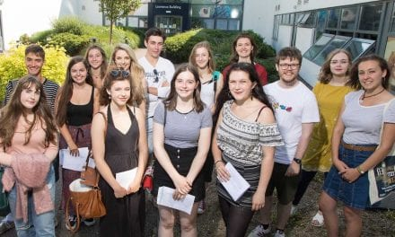 World Class Results for Exeter College International Baccalaureate Students