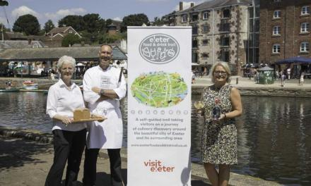 New Foodie Initiative Set to Boost Food and Drink Businesses in Exeter