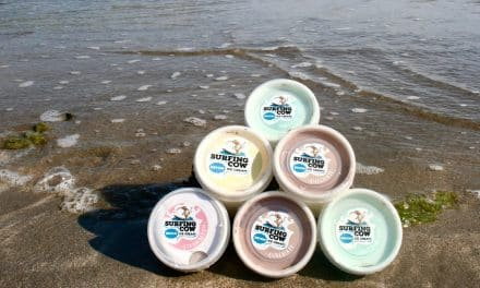 From Moo to Mouth with South Devon's New Surfing Cow Ice Cream