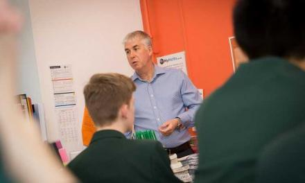 Redrow West Country Works with Local Schools to Prepare Teens for the Workplace