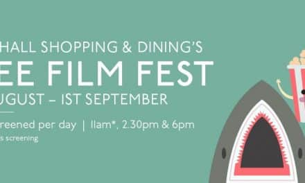 GUILDHALL SHOPPING CENTRE LAUNCHES FREE FILM FESTIVAL AS A FINALE TO THE SUMMER HOLIDAYS