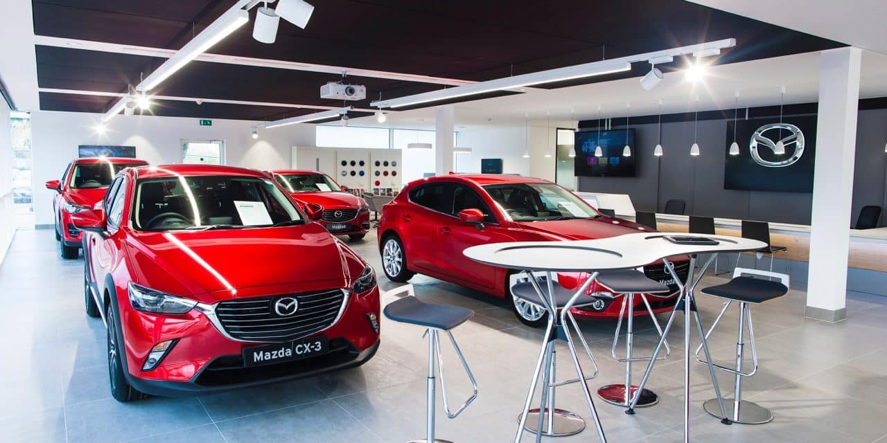 Vospers unveils exciting plans for its new Mazda showroom at £12m supersite