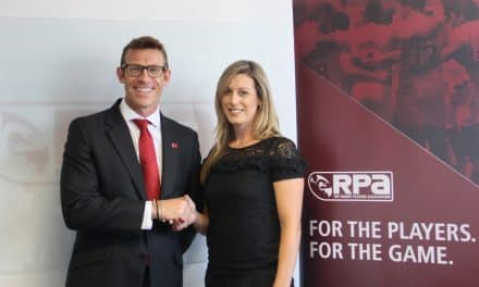 PKF Francis Clark announce Official Collaboration with The Rugby Players' Association (RPA)