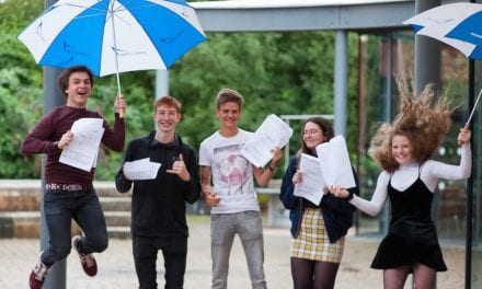Exeter College Celebrates Its Best Ever Set of Academic Results, Again!