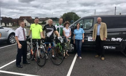 Pedal Power! Over £10,000 raised for Age UK Exeter's Dementia services
