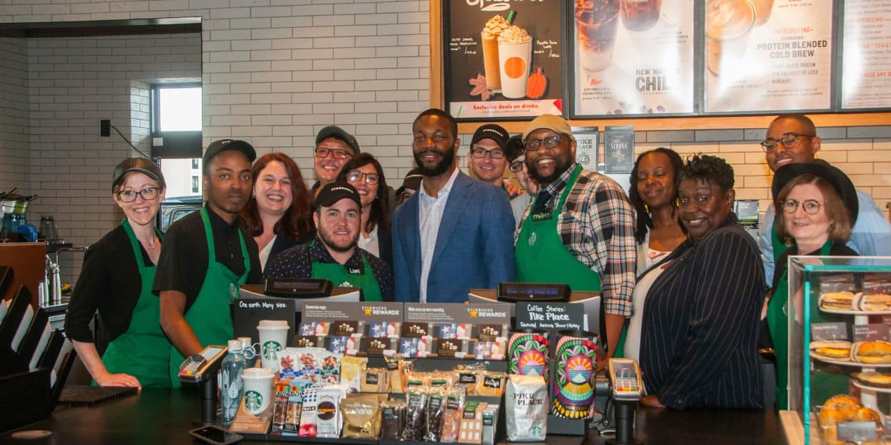 Starbucks Opens Community Store in Birmingham to Support Economic Revitalization and Youth Hiring