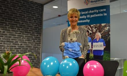 Hospiscare run annual Coffee Morning event