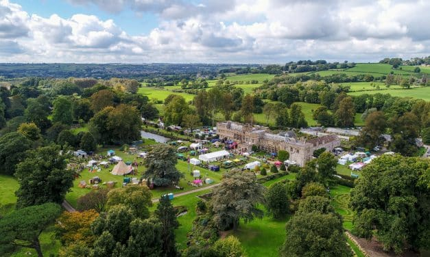 Don't miss Toby's Garden festival this weekend