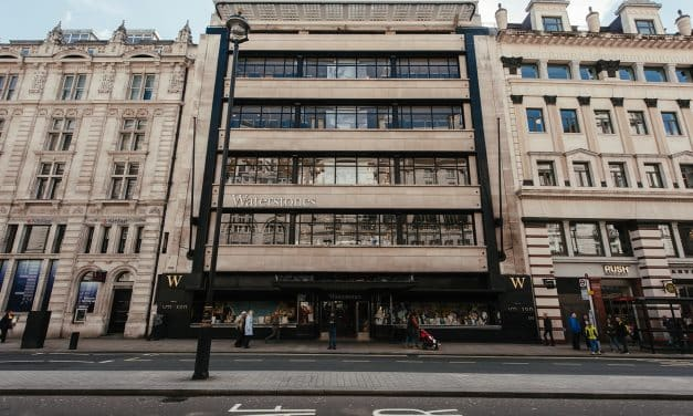 Iconic Foyles bookshops get bought by Waterstones