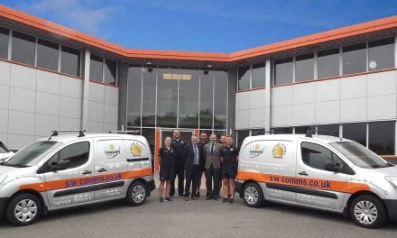 SWcomms Puts the Exeter Chiefs Community Team on the Road