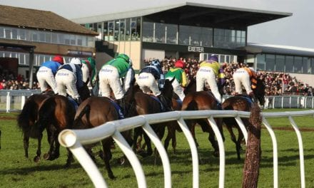Exeter Gallops Back into Action as the New Season Begins