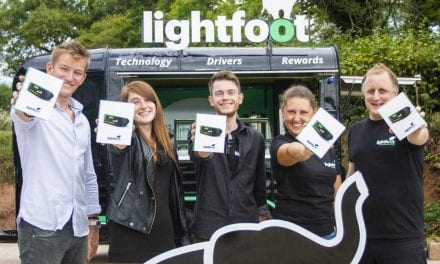 Devon-Based Lightfoot Launches Driver Rewards Technology in Exeter
