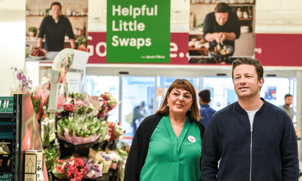 Jamie Oliver Joins Forces with Tesco
