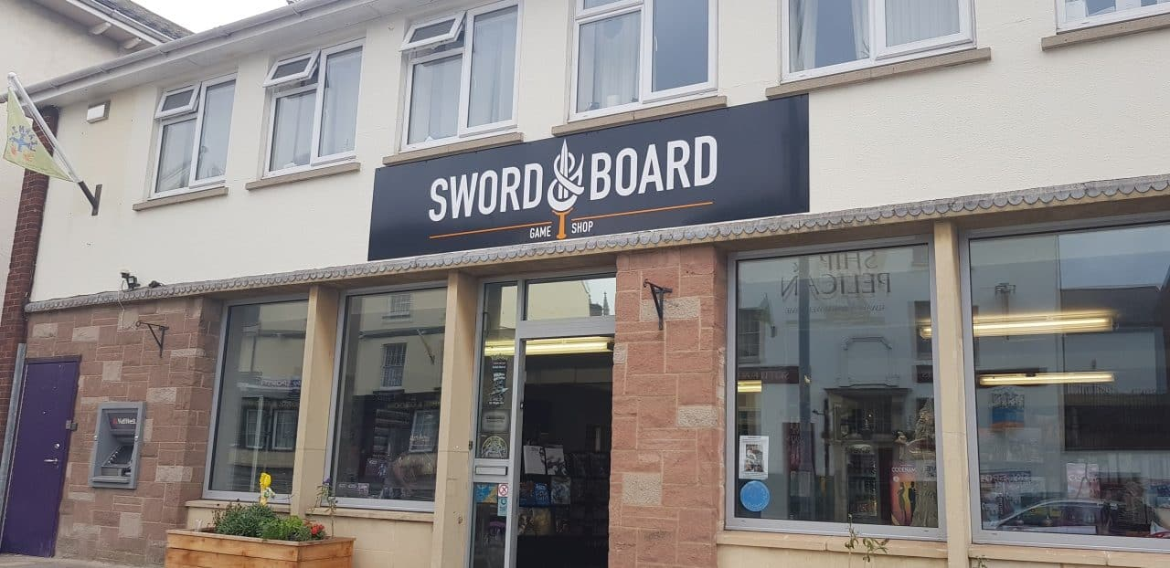 Get Set Grow: Sword and Board