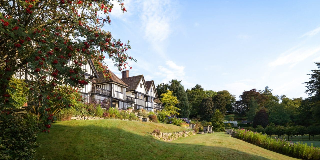 Chris Simpson Awarded a Michelin Star at Gidleigh Park