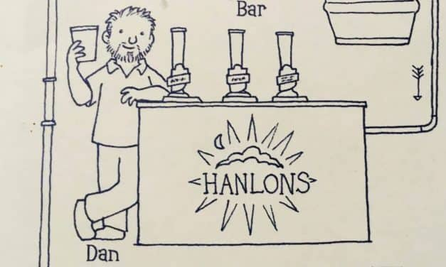 What's Brewing? Hanlons' Yellow Hammer Time After Time