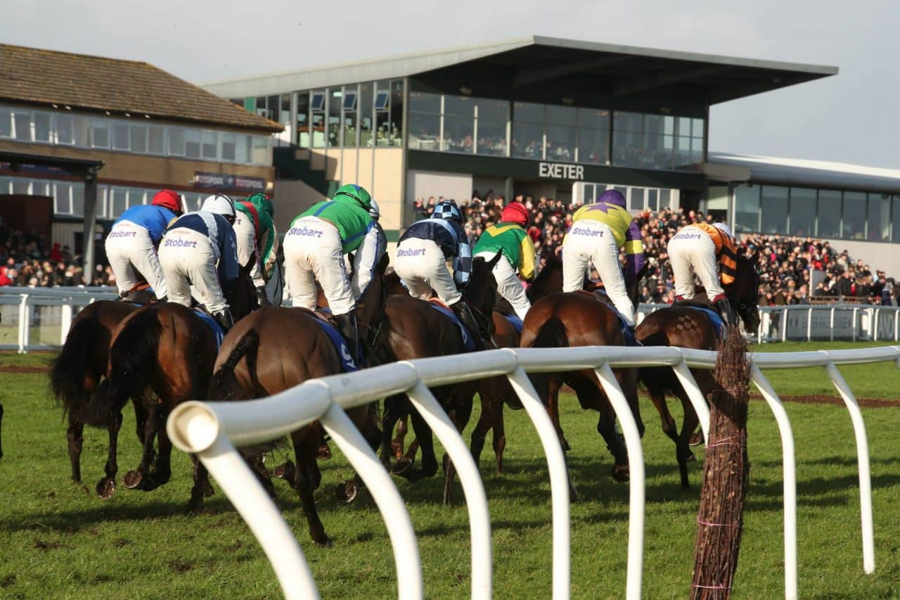 Haldon Gold Cup Day