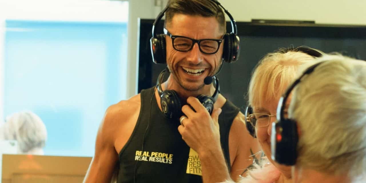Sweet Result Fitness Brings Silent Discos For Dementia Patients To Exeter -  Grow
