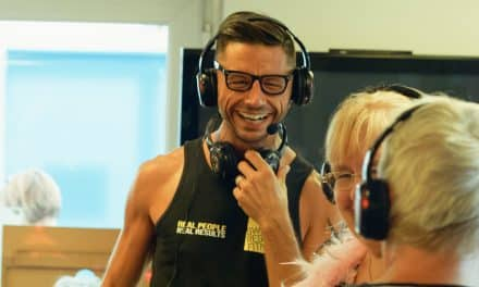 Sweet Result Fitness Brings Silent Discos For Dementia Patients To Exeter