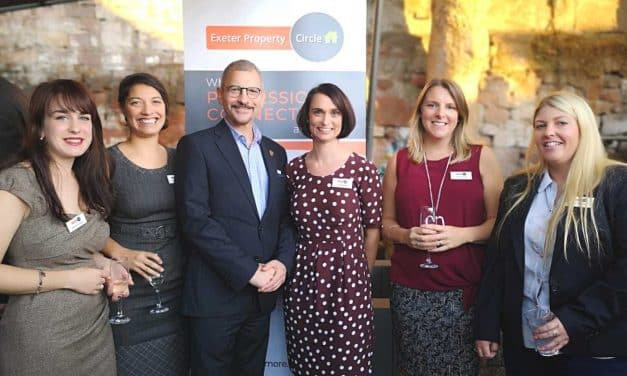 Exeter Property Circle Launch Event