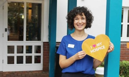 Hospice Care Week 2018 – Heart My Hospice