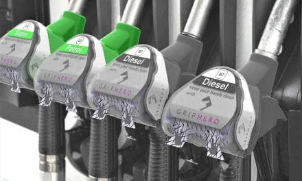 Devon-based GripHero Rolls Out World's First Fuel Nozzle Mounted Hand Protection to Forecourts Across UK