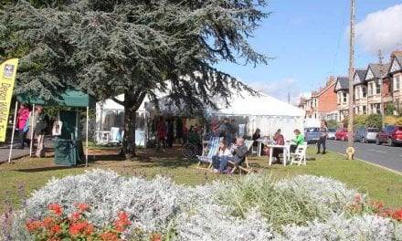 Budleigh Salterton Literary Festival Celebrates 10th Anniversary in Style