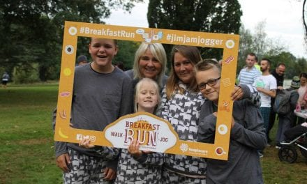 Breakfast Run Set to Raise Over £10,000 for Local Hospice