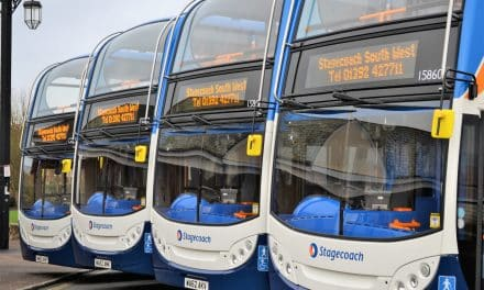 Stagecoach launches Exeter Half-Term Competition