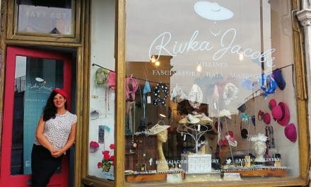Indie Of The Month: Rivka Jacobs Millinery
