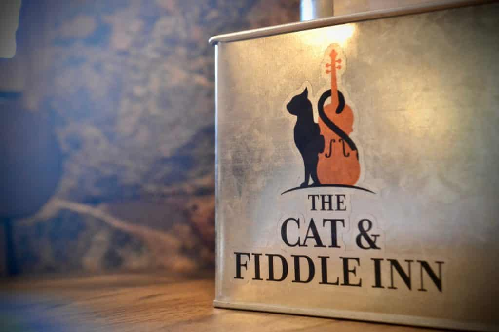Mike Goff Cat & Fiddle