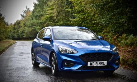 GROW ROAD TEST: FORD FOCUS ST-LINE
