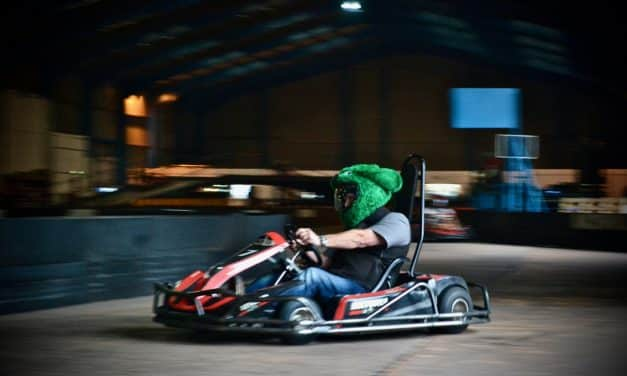 Grow Karting – Networking At Speed!