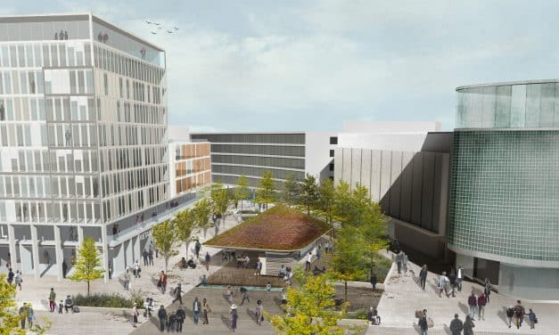 BREAKING NEWS: Exeter City Council's new £300m vision for City Centre redevelopment is revealed