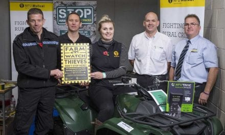 Insurer and Police Partnership Helps South West Tackle Rising Tide of Rural Crime