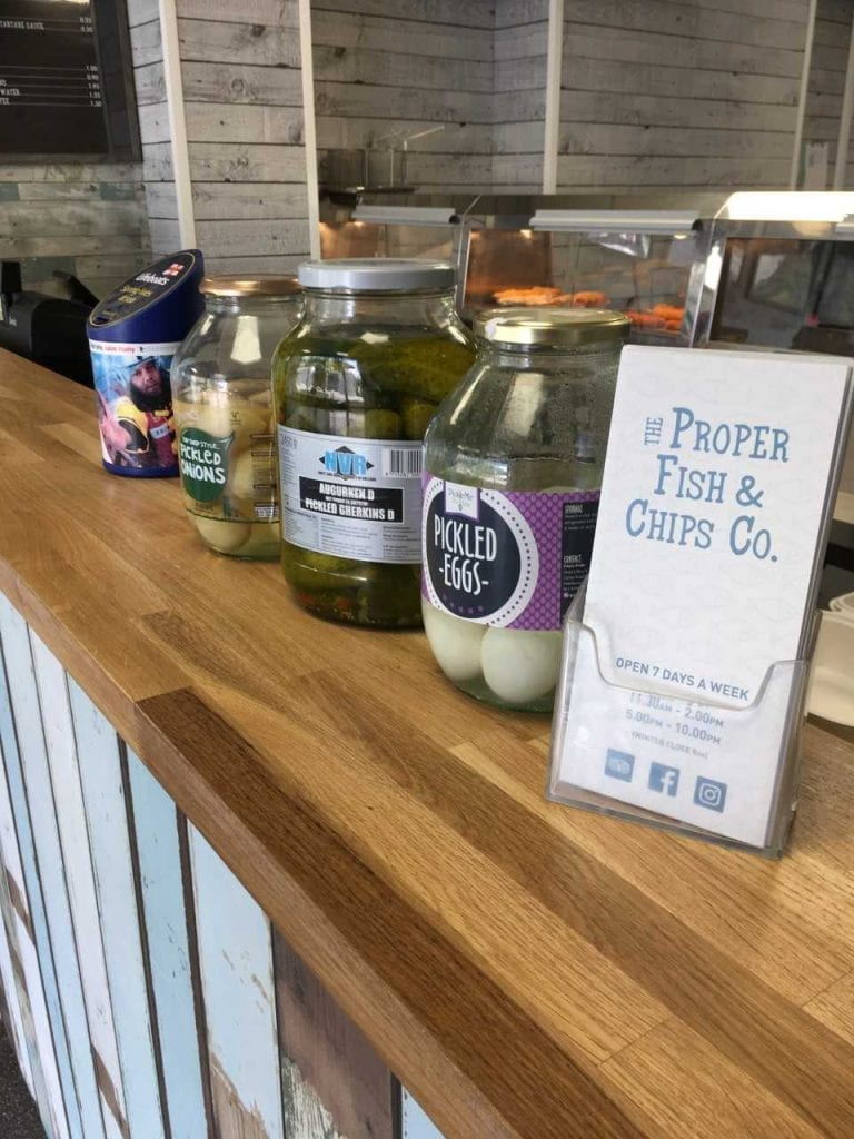 The Proper Fish & Chips Co