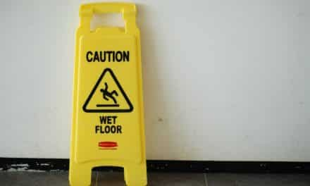 ARE YOU ONE OF THE ACCIDENT AT WORK STATISTICS?