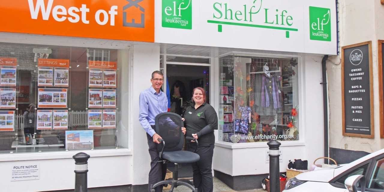 Good Neighbours Provide A Boost to Exeter Charity