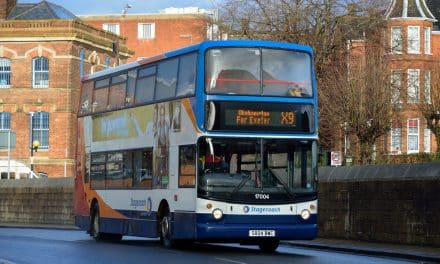 Stagecoach South West Announce Christmas and New Year Bus Services