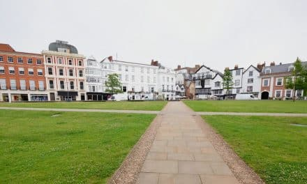 Exeter Named As One Of UK's Fastest Growing Cities