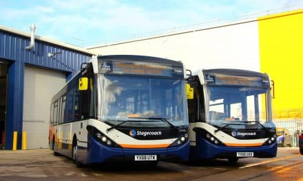 Stagecoach South West Invest £2.5m In 14 New High-spec Vehicles