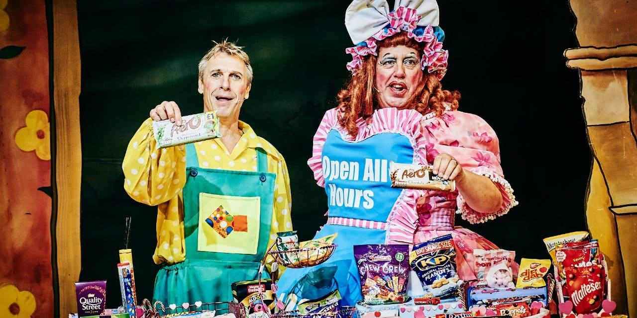Grow At The Panto: Jack And The Beanstalk