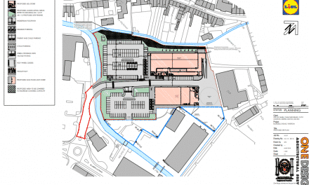 Plans For A Lidl Store In Tiverton Have Been Approved