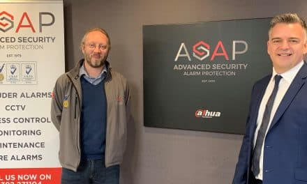New Partnership Means ASAP Offers the Most Advanced Video Surveillance Systems Available